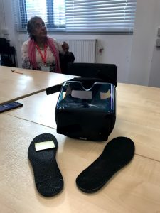 HOLOgrams for personalised virtual coaching and motivation in an ageing population with BALANCE disorders.