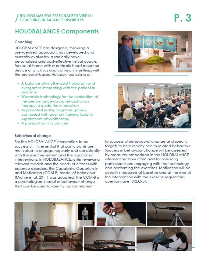 Holobalance newsletter