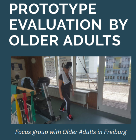 PROTOTYPE evaluation by older adultsBB